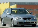 BMW 530d Touring (E61) 2004–07 wallpapers