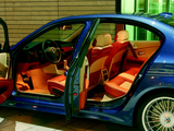 Alpina B5 Limousine (E60) 2005–07 wallpapers