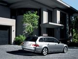 BMW 550i Touring (E61) 2005–07 wallpapers