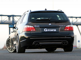 G-Power G5 3.5DS Touring (E61) 2005–10 wallpapers