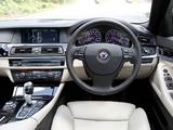 Alpina B5 Bi-Turbo Limousine UK-spec (F10) 2010 wallpapers