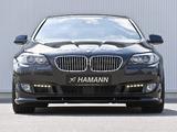 Hamann BMW 5 Series (F10) 2010 wallpapers