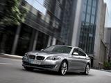 BMW 535i Sedan (F10) 2010–13 wallpapers