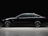 WALD BMW 5 Series Black Bison Edition (F10) 2011 wallpapers