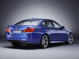 BMW M5 (F10) 2011–13 wallpapers