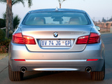 BMW ActiveHybrid 5 ZA-spec (F10) 2012 wallpapers