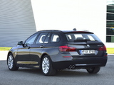 BMW 520d Touring (F11) 2013 wallpapers