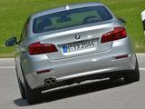 BMW 530d Sedan Luxury Line (F10) 2013 wallpapers