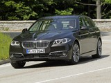 BMW 530d xDrive Touring Modern Line (F11) 2013 wallpapers