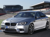 BMW M5 Competition Package (F10) 2013 wallpapers