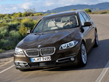 Wallpapers of BMW 530d xDrive Touring Modern Line (F11) 2013