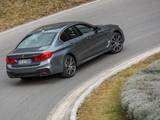 BMW 530d xDrive Sedan M Sport (G30) 2017 wallpapers