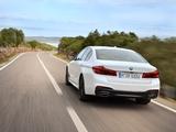 BMW 540i Sedan M Sport (G30) 2017 wallpapers