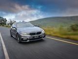 BMW 540i Sedan M Sport ZA-spec (G30) 2017 wallpapers
