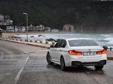 BMW 530d Sedan M Sport ZA-spec (G30) 2017 wallpapers