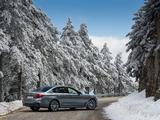 BMW 520d Sedan M Sport (G30) 2017 wallpapers