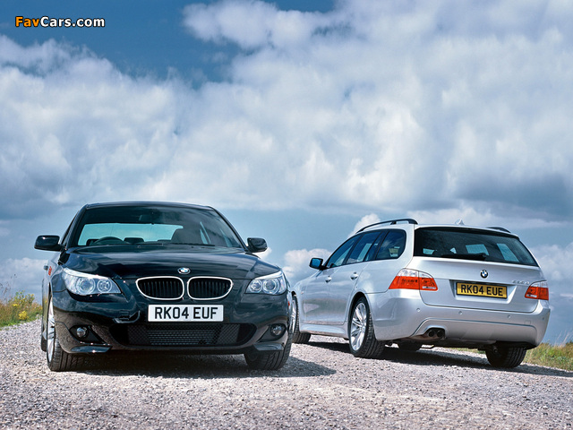 BMW 5 Series wallpapers (640 x 480)