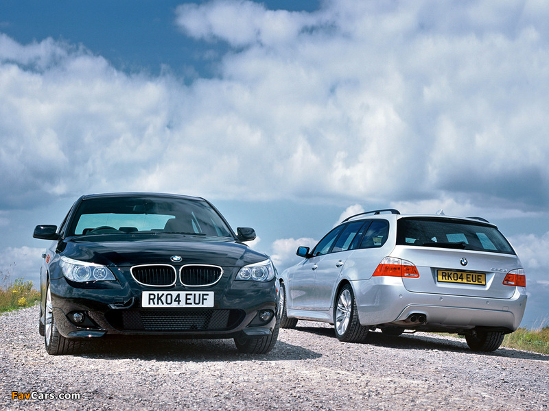 BMW 5 Series wallpapers (800 x 600)