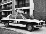 BMW 5 Series Notarzt (E12) wallpapers