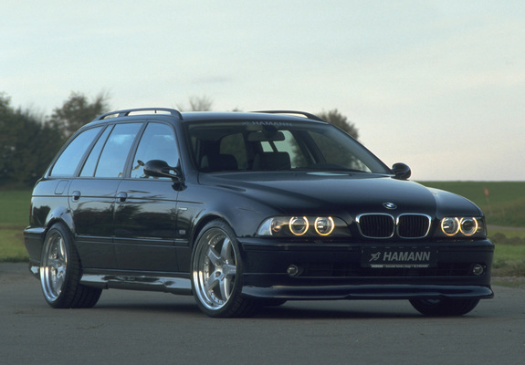 Hamann Bmw 5 Series Touring E39 Wallpapers