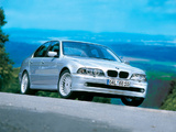 Alpina D10 Bi-Turbo (E39) 2000–03 wallpapers