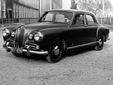 BMW 501 Prototype 1949 photos