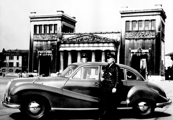Images of BMW 501 Polizei 1952–64