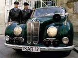 Pictures of BMW 502 3.2 Liter Super Polizei 1957–61