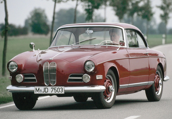 Bmw 503 Coupe 195659 Images