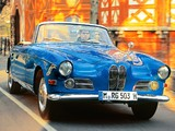 BMW 503 Cabriolet 1956–59 wallpapers