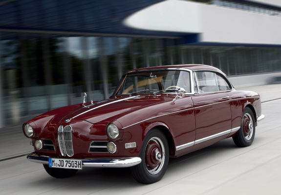 BMW 503 Coupe 1956–59 wallpapers