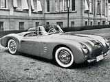 BMW 507 Prototype 1954 pictures