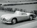 BMW 507 Prototype 1954 pictures
