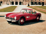 BMW 507 (Series I) 1956–57 images