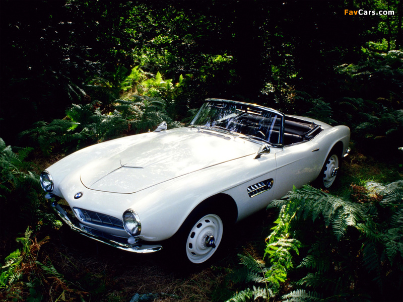 BMW 507 (Series I) 1956–57 photos (800 x 600)