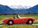 BMW 507 (Series I) 1956–57 pictures
