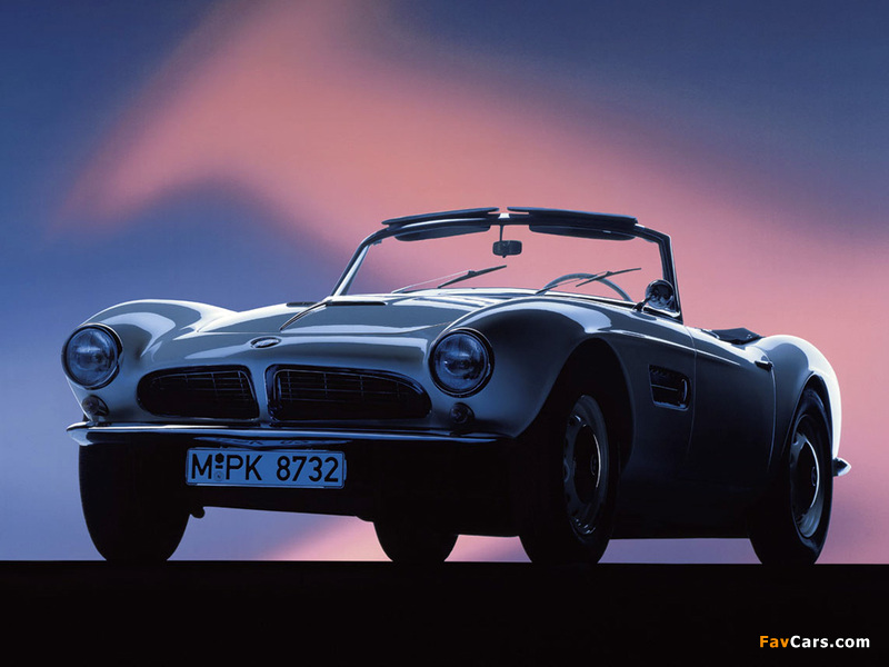 BMW 507 (Series I) 1956–57 pictures (800 x 600)
