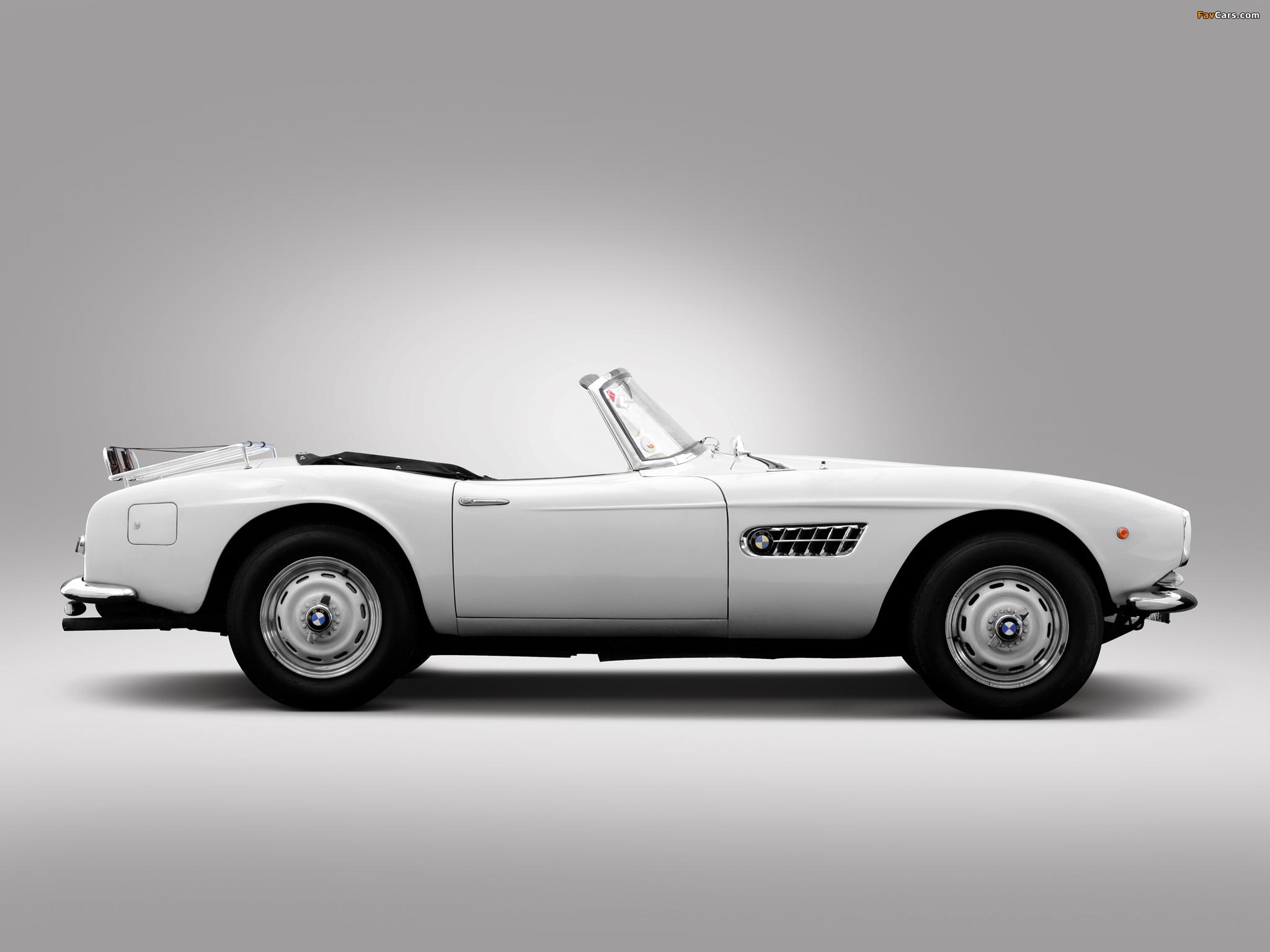 BMW 507 (Series II) 1957–59 images (2048 x 1536)