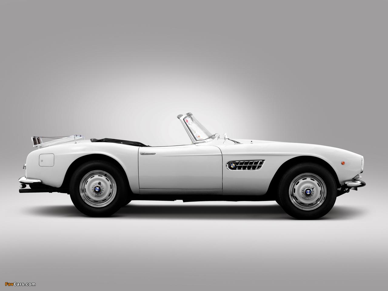 BMW 507 (Series II) 1957–59 images (1280 x 960)