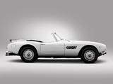 BMW 507 (Series II) 1957–59 images