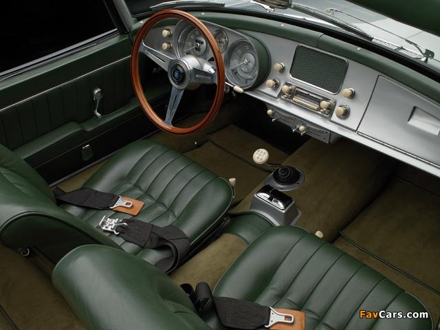 BMW 507 (Series II) 1957–59 images (640 x 480)