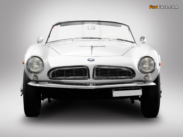 BMW 507 (Series II) 1957–59 pictures (640 x 480)
