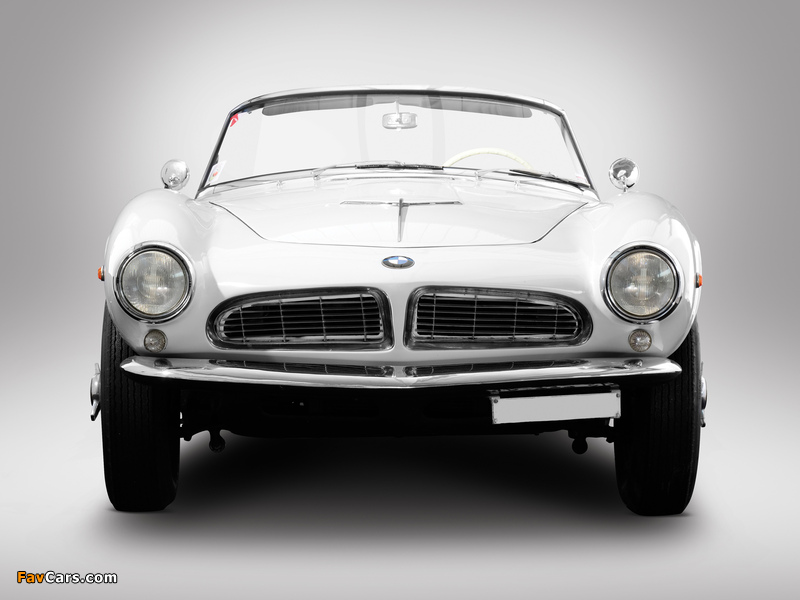 BMW 507 (Series II) 1957–59 pictures (800 x 600)