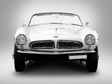 BMW 507 (Series II) 1957–59 pictures