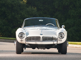 BMW 507 (Series II) 1957–59 wallpapers