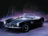 Photos of BMW 507 (Series I) 1956–57