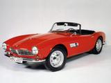 Photos of BMW 507 (Series I) 1956–57