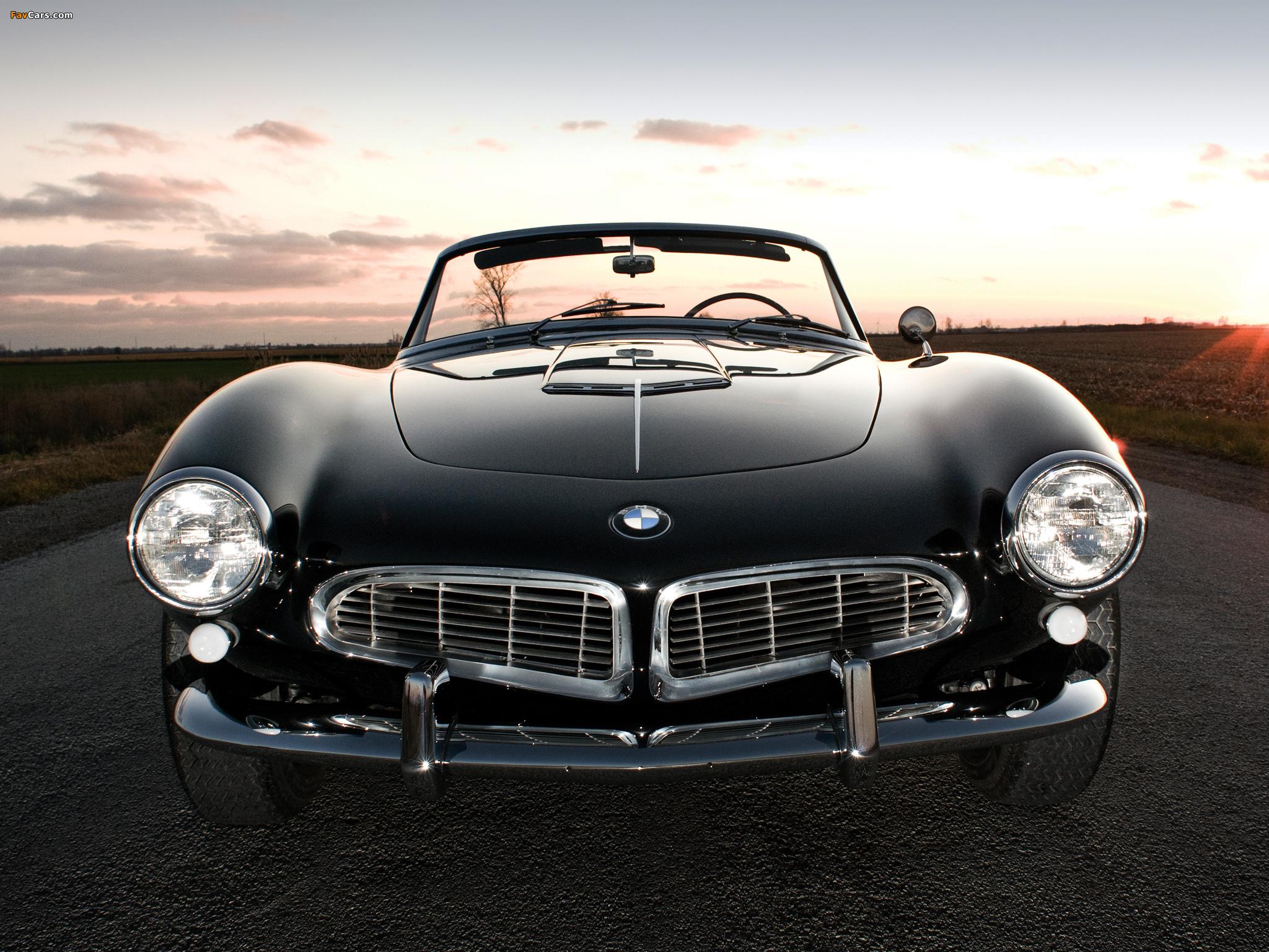 Photos of BMW 507 (Series II) 1957–59 (2048 x 1536)