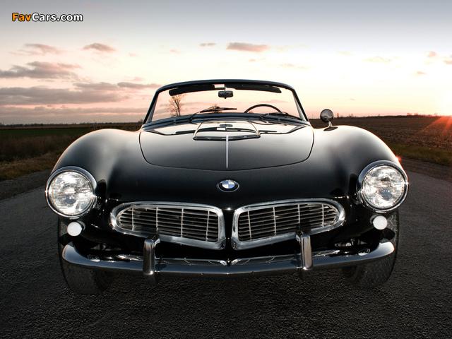 Photos of BMW 507 (Series II) 1957–59 (640 x 480)