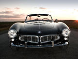 Photos of BMW 507 (Series II) 1957–59